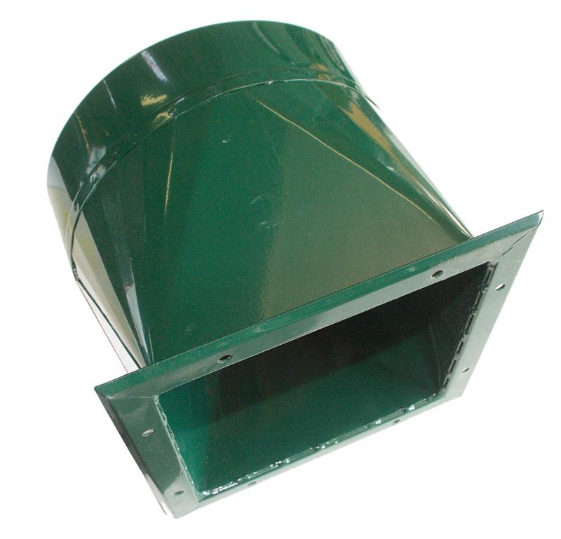 holzprofi holzbearbeitung bergang von eckig auf rund hp 300mm f r g10000. Black Bedroom Furniture Sets. Home Design Ideas