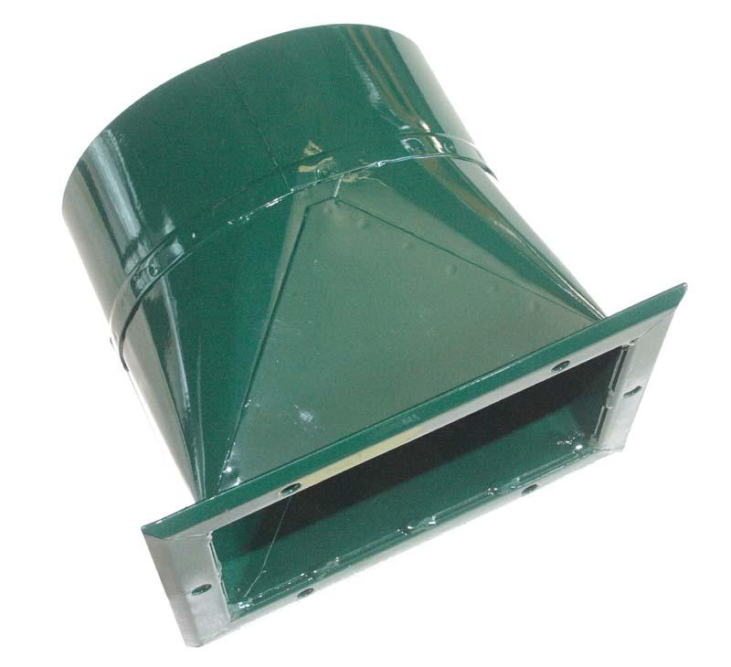 holzprofi holzbearbeitung bergang von eckig auf rund hp 200mm f r g3000. Black Bedroom Furniture Sets. Home Design Ideas