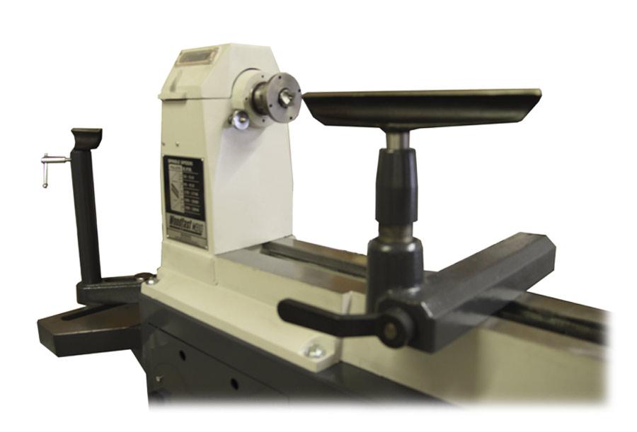 Holzprofi Holzbearbeitung – Drechselbank Holzprofi M910‑230V