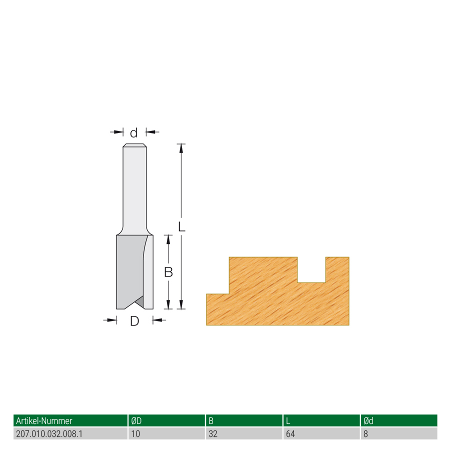 holzprofi holzbearbeitung nutfr ser holzprofi d10x32x8mm. Black Bedroom Furniture Sets. Home Design Ideas